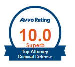 AVVO Top Rating