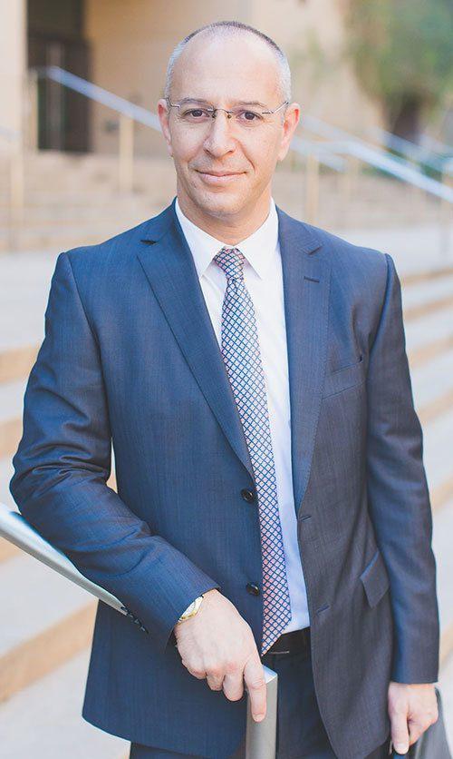 Attorney Adam Feldman
